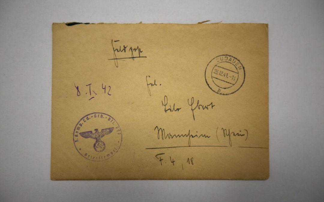 List z przeszłości